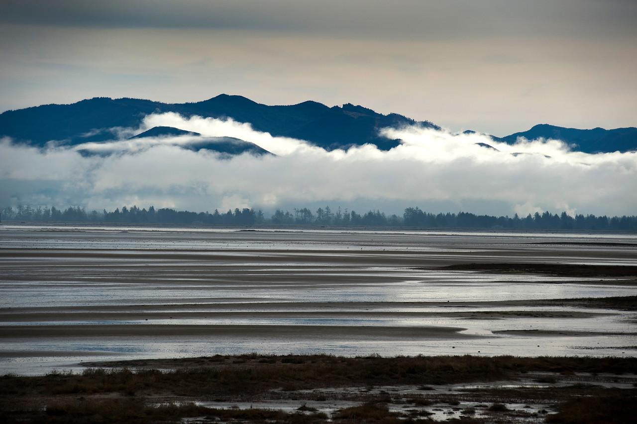 Idaho Tillamook Bay Low Tide1A