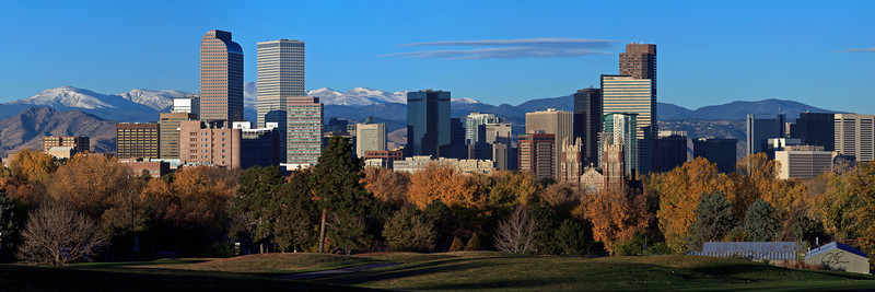 DENVER AUTUMN - Denver, Colorado