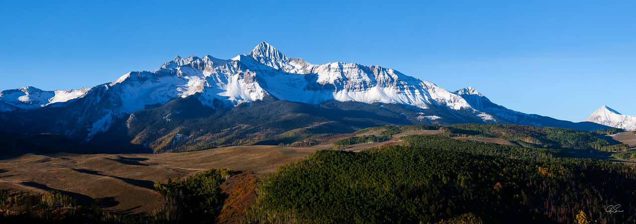 TELLURIDE BLUE - Telluride, Colorado