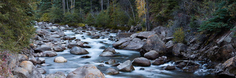 FALL ON THE ROARING FORK - Aspen, Colorado