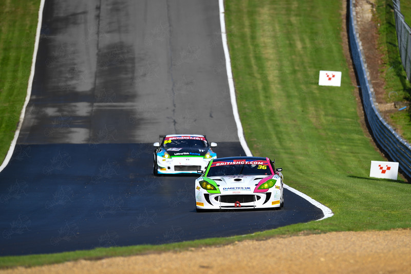2017 British GT Championship Round  6 Brands Hatch GP