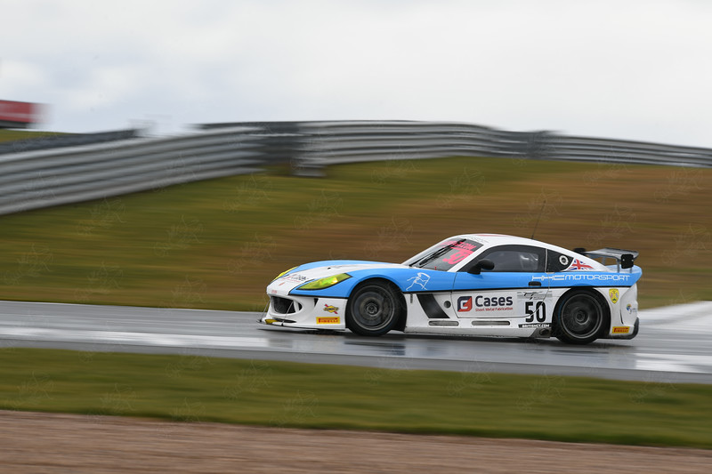 2018 British GT Championship Media Day Donington park