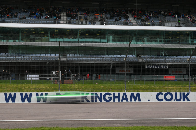 British GT Rockingham 2 Hour 2018 ©2018 Ian Musson. All Rights Reserved