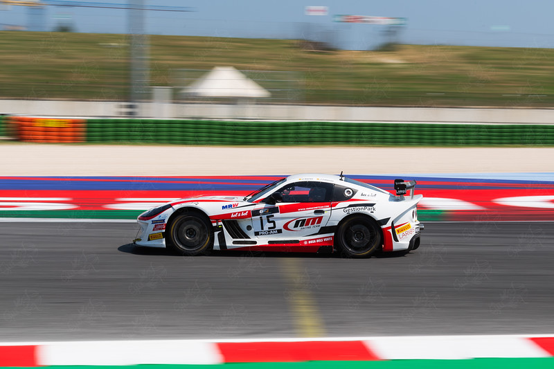 2019 GT4 European Series Round 4 Misano. ©2019 Ian Musson. All Rights Reserved.