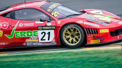 Ferrari 458 GT3, Hector Lester