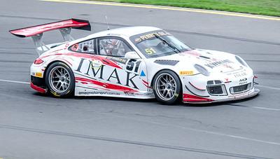 Porche GT3-R, 51 AMAC Racing, Andrew Macpherson