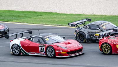 Ferrari 458 GT3, 8 Adrian Deitz & McConville