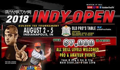 2018 Indy Open