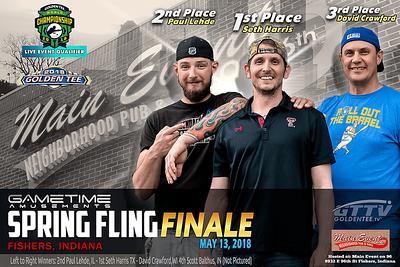 2018 Spring Fling Finale