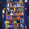 Eileen Gioia's quilt received a Viewers Choice Award.
