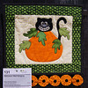 Harvey, Rose Halloween Wall Hanging 131a