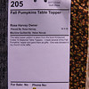 Harvey, Rose Fall Pumpkins 205a