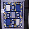 Nelson, Linda Blue Quilt 105b