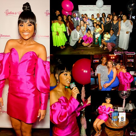 GUTLESS & GLAMOROUS 7TH ANNUAL FUNDRAISER HOSTED BY GAYLYN HENDERSON