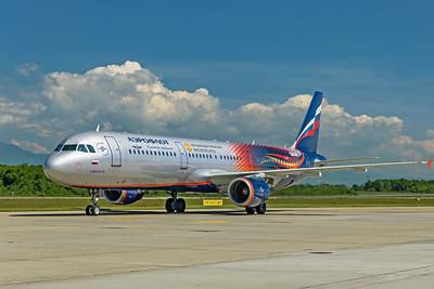 Aeroflot Airbus A321-211 VP-BTL 5-22-19 2