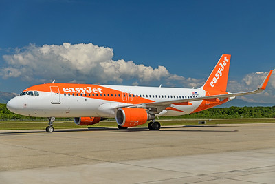 easyJet Europe Airbus A320-214 OE-INF 5-22-19