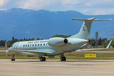 Fuerza Aérea Hondureña Embraer EMB-135BJ Legacy 600 FAH-001 5-22-19