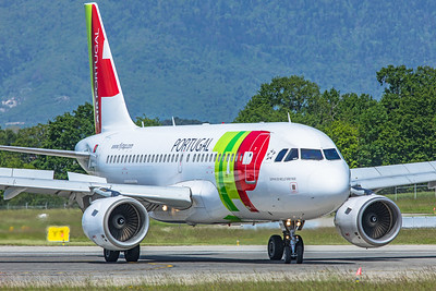 TAP - Air Portugal Airbus A319-112 CS-TTU 5-22-19