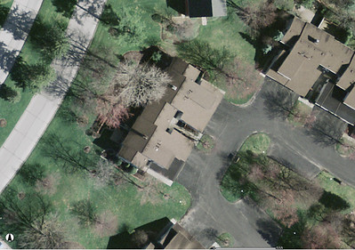 Greenwood Village Arial Plot sites
