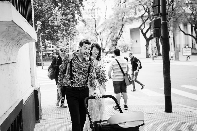 Fotografía de documental de Bodas, Buenos Aires, Argentina · Documentary Wedding Photography, Buenos Aires, Argentina · Civil M&F en el Museo Larreta