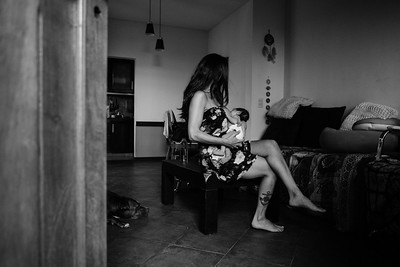 Fotografia documental de familias