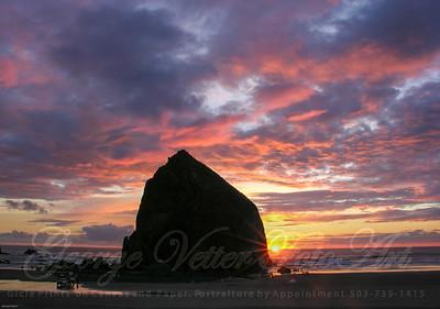 """Sunset Sentinels"""