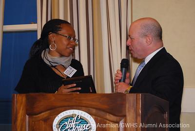 Alumni Award events