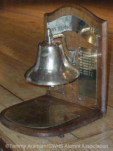 The Bell Trophy, established 1945