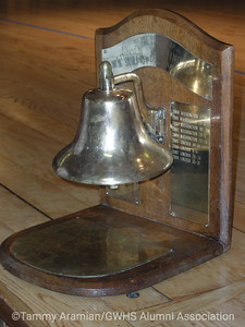 The Bell Trophy, established 1945