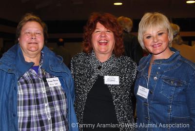 Susan, Diane, Anne