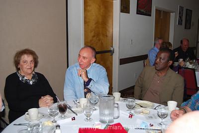 Lorraine, Tom, Robert