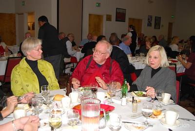 First Class Field Dinner 2010