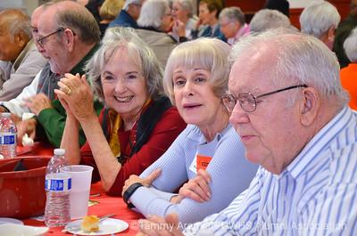 Retired Teachers Luncheon 2016