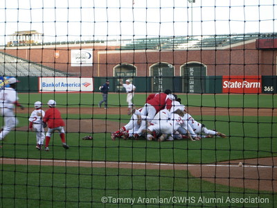 victory dogpile