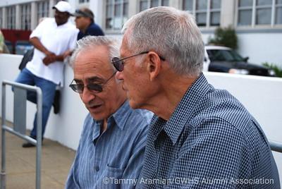 Gene and George Choppelas