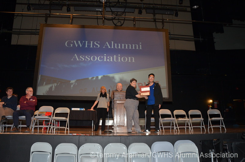 Edith Garin Memorial English Award