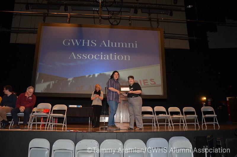 Beverly Travlos Visual Arts Award