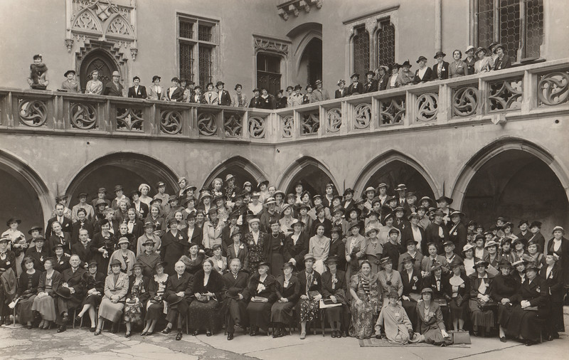 7th IFUW Conference - Crakow, Poland, 1936