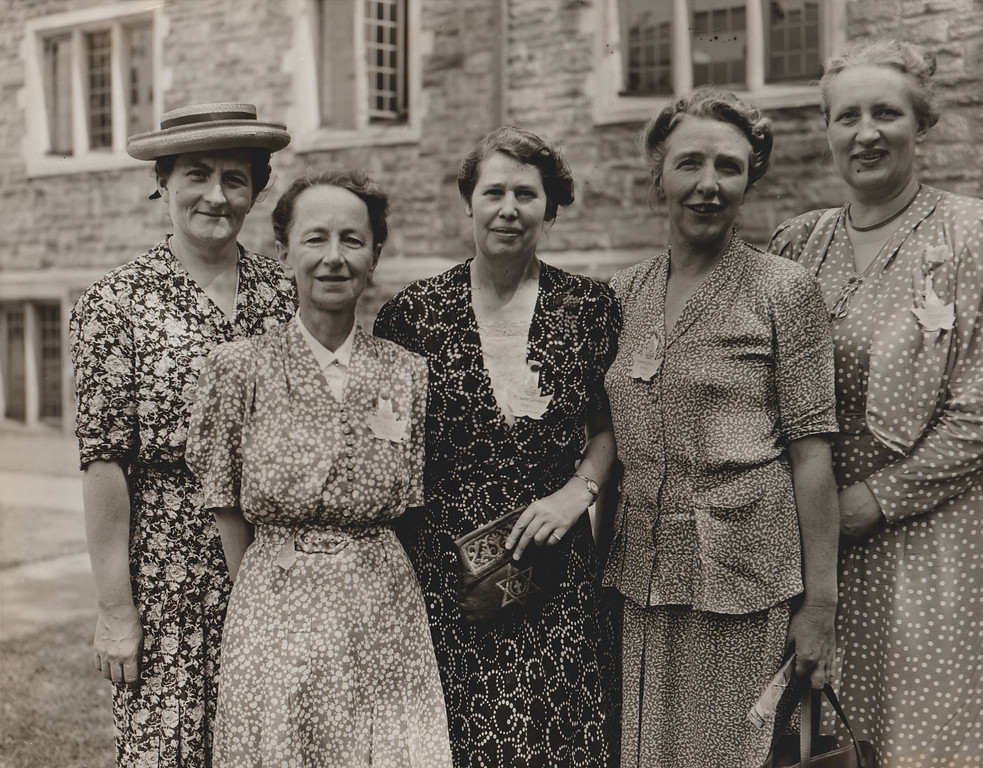 9th IFUW Conference - Toronto, Canada, 1947