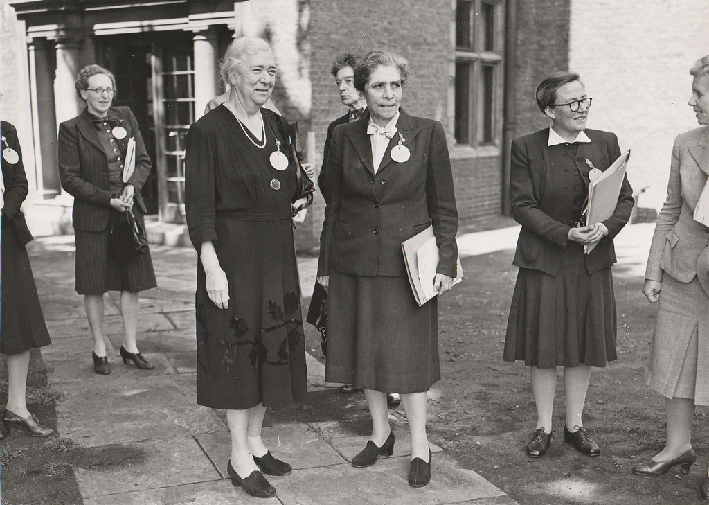 26th IFUW Council Meeting - London, 1946