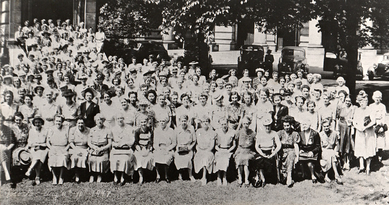 9th IFUW Conference - Toronto Canada, 1947