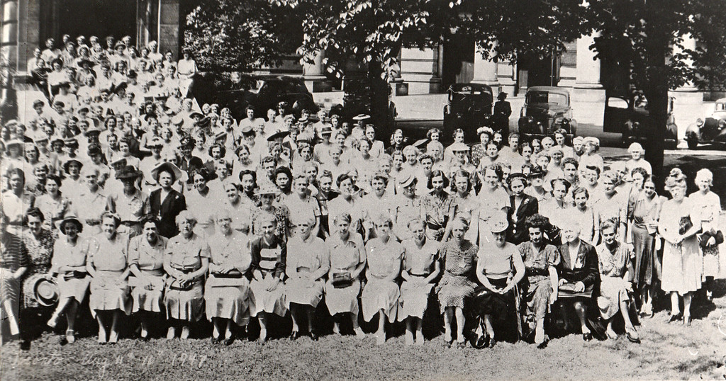 9th IFUW Conference - Toronto Canada, 1947