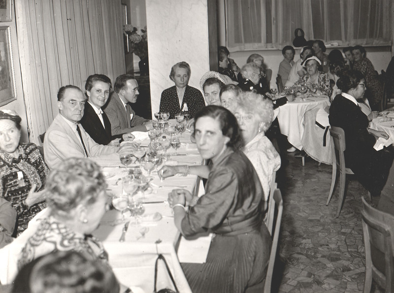 34th IFUW Council - Menaggio, Italy, 1952