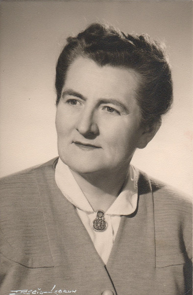 Jeanne Chaton (France), IFUW President 1956-1959