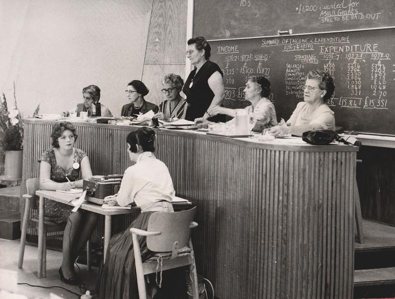 13th IFUW Conference - Helsinki, Finland, 1959