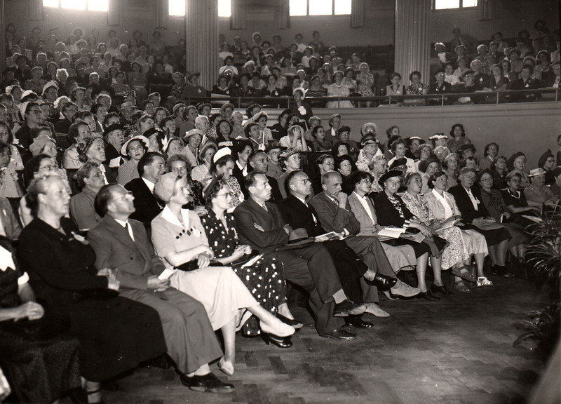 10th IFUW Conference - Zurich & Basle, 1950