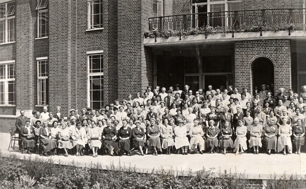 11th IFUW Conference - London, 1953