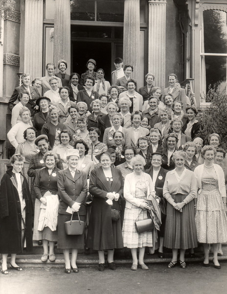 IFUW Council - Dublin, 1957