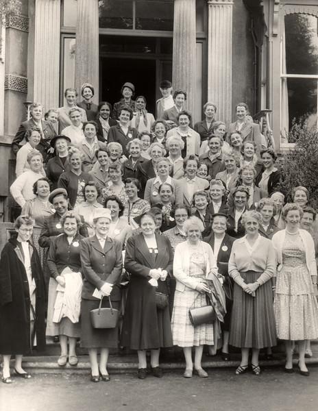 IFUW Council - Dublin, 1957