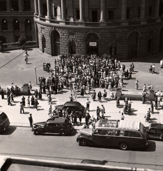 10th IFUW Conference - Zurich & Basle, 1950